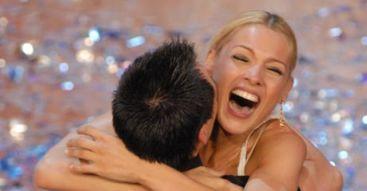 Pampita es la ganadora de Bailando por un sueño 2008