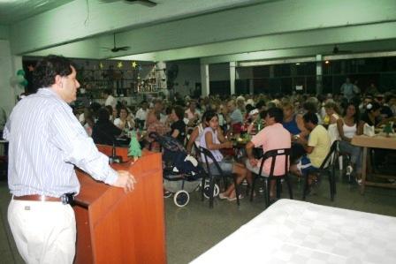 Acción Para Crecer cerro el año con los vecinos de Rincón de Milberg