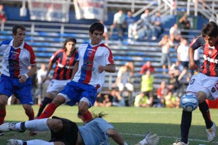 Tigre no pudo con San Lorenzo
