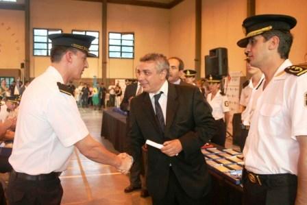 Se realizó en Tigre el acto del Día de la Policía de la Provincia de Buenos Aires