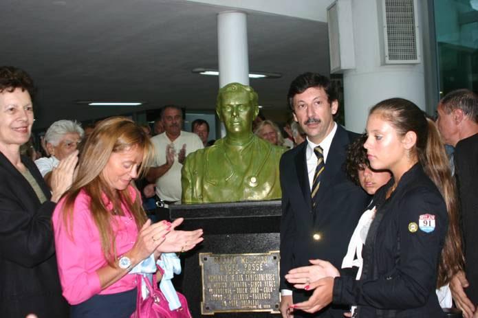 """El Hospital Central de San Isidro lleva el nombre del """"Dr. Melchor Angel Posse"""""""
