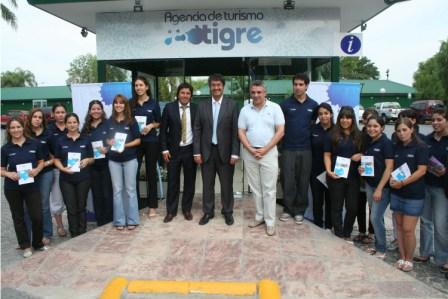Tigre abrió nuevos Centros de Información Turística