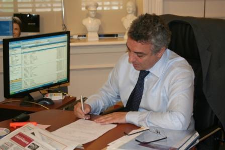 El Intendente Zamora explicó los cambios en el organigrama Municipal