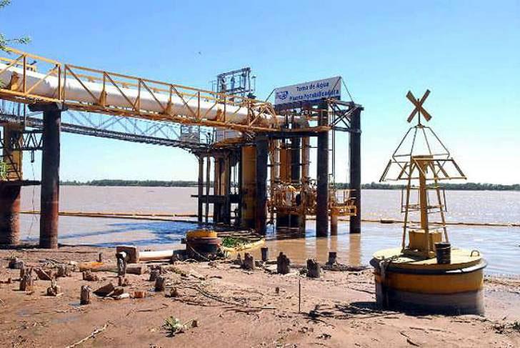 Crece la preocupación por una nueva bajante del río Paraná