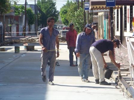 Comenzó la transformación del entorno de la estación Virreyes