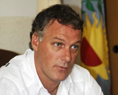 El presidente del bloque de concejales de la Unión Cívica Radical de Vicente López, Fabián Gnoffo