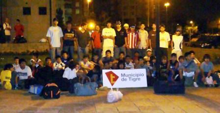 Los Campeones de las Ligas Municipales de Fútbol viajaron a Chapadmalal.