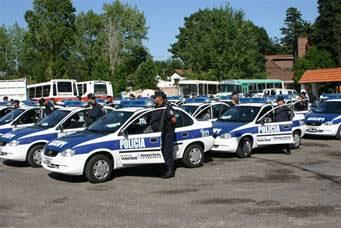 35 nuevos patrulleros para San Isidro