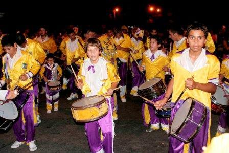 Segundo Festival de murgas y comparsas en Tigre