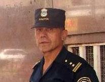 Aldo Garrido, el policía querido por todos
