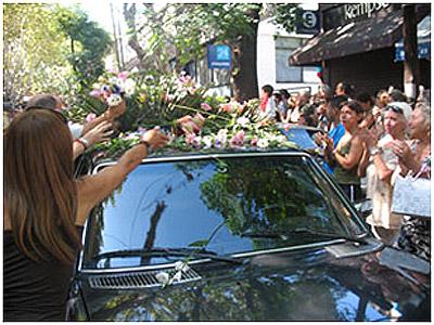 San Isidro dio su último adiós a  Aldo Garrido.