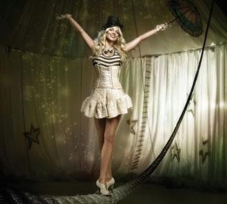 Britney Spears dio el puntapié inicial de su esperado tour mundial