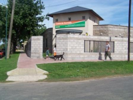 Acticvidades en el Centro de zoonosis de San Fernando