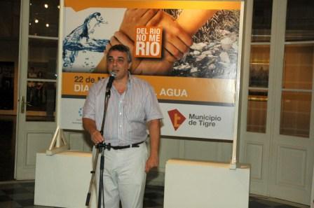 Tigre celebró el Día Mundial del Agua