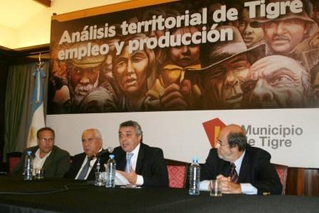 Tigre muestra diversidad en empleo y producción local