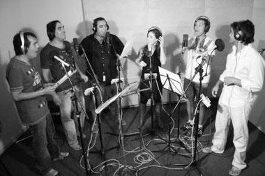 La Sole, Los Nocheros y el Chaqueño Palavecino grabaron juntos un tema