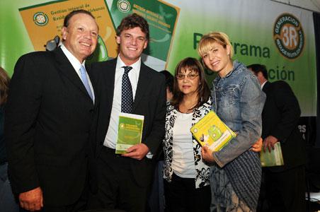 Lanzan campaña de Educación y Concientización Ambiental  en escuelas de la Provincia de Buenos Aires
