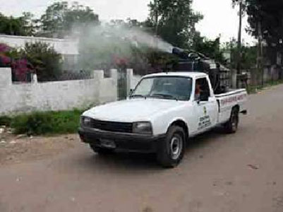 Fumigarán contra el dengue en San Isidro.