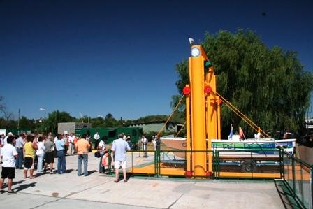 San Fernando habilitó una rampa de embarcaciones al servicio de la náutica y la producción