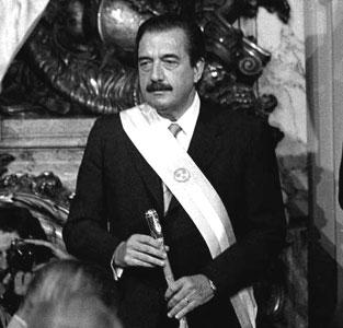 Murió el ex presidente Raúl Alfonsín 31/03/2009.