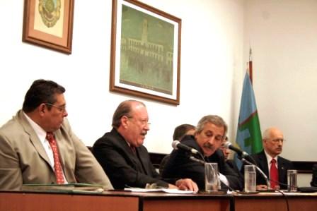 Apertura de sesiones ordinarias del Concejo Deliberante de San Fernando. (03/04/2009)