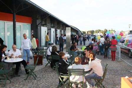 Se inauguró Mercados del Delta.