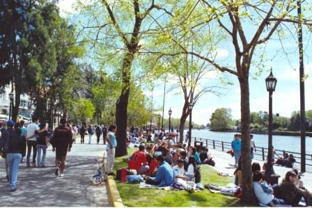 Semana Santa histórica para el turismo en Tigre.