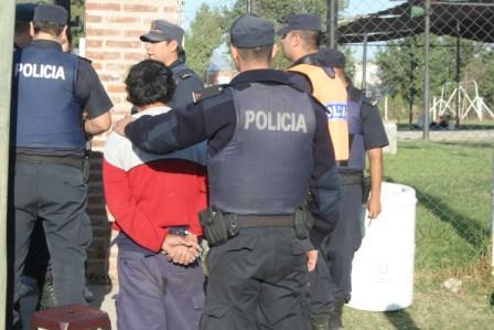 Operativos de seguridad en Bancalari y Troncos del Talar