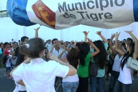 Avanza el Programa Tigre Educa 2009