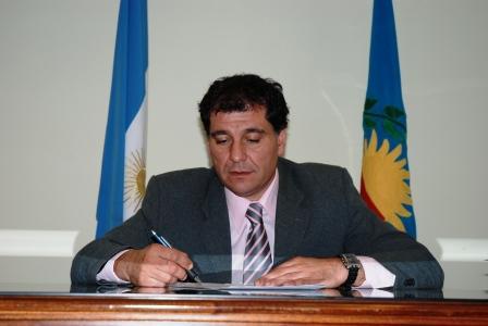 Daniel Gambino, presidente del HCD de Tigre