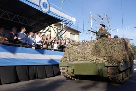Más de 10 mil vecinos celebraron el aniversario de General Pacheco