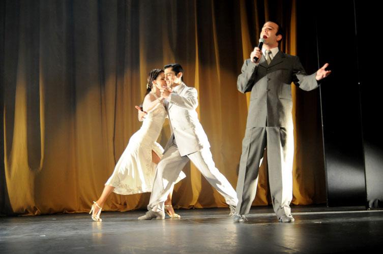 Vibraciones del alma, la justa medida entre lo tradicional y lo moderno del tango.
