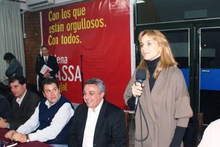 Agrupaciones gremiales autoconvocadas mostraron su apoyo a la lista TIGRE VIVE TIGRE SIGUE