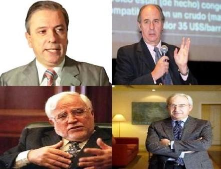 Así lo sostuvieron los ex secretarios de energía de la Nación Alieto Guadagni, Jorge Lapeña, Alberto Devoto y Daniel Montamat