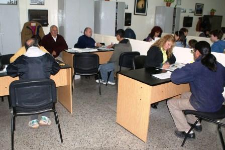 Nuevo mobiliario en el Registro Civil de Tigre