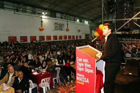Massa en Tigre Centro
