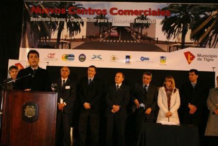 El Jefe de Gabinete Sergio Massa, en una cena con más de 1.500 empresarios locales