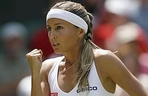 Dulko apareció hoy por primera vez como número uno del mundo en dobles