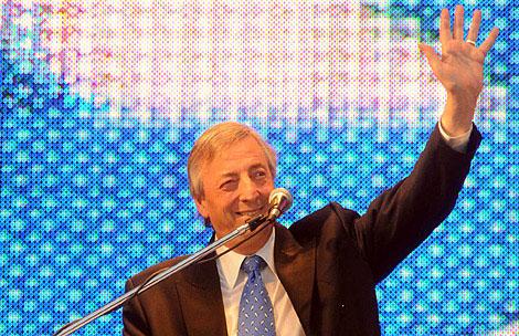Kirchner cerró la campaña con un acto multitudinario y pidió tener memoria al votar