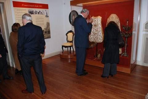 Se inauguró la sala fundacional del museo y archivo histórico