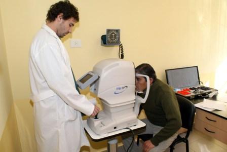 El nuevo Hospital Oftalmológico ya recibe las consultas de los vecinos