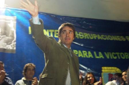 Lorenzino se mostró satisfecho con los resultados obtenidos a nivel local