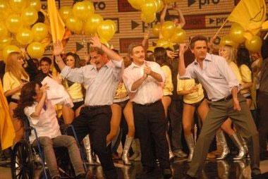 El PRO festejó su victoria en ShowMatch