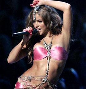 Shakira lanzó el primer single de su próximo disco