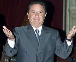 El ex presidente de la Nación Eduardo Duhalde