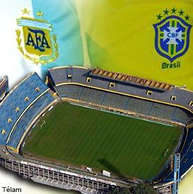 Argentina recibirá a Brasil por las eliminatorias en el Gigante de Arroyito