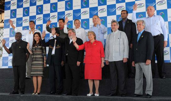 La gripe A dominará la agenda de la cumbre de jefes de Estado del Mercosur