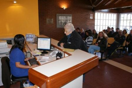 Más de 5 mil consultas en el nuevo Hospital Oftalmológico