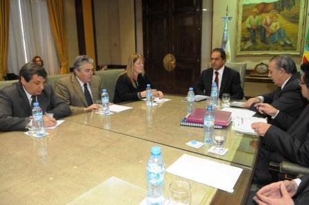 Stolbizer dijo que Scioli se comprometió a convocar al Consejo Provincial de la Seguridad