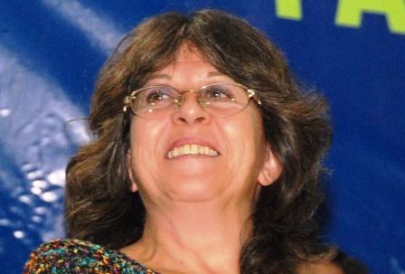 La concejala electa por el oficialismo en Vicente López Graciela Aleñá